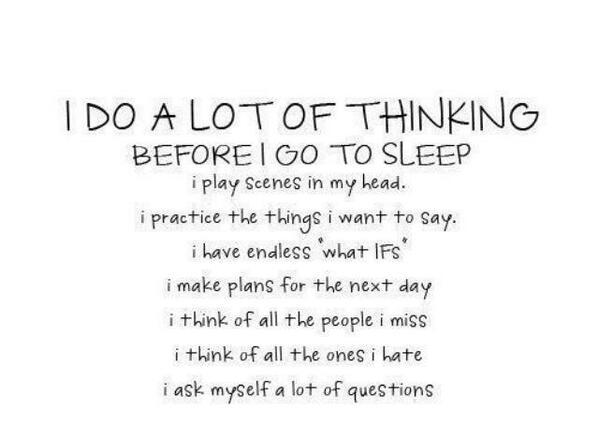 Before I Go ToSleep